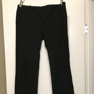 Gap True Straight Back Pant 8R